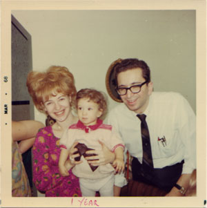 Shari Maurer and parents lorem ipsum